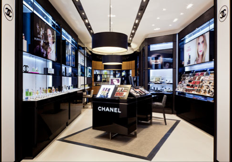 Chanel, Brasil