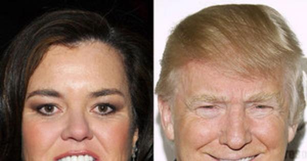 'The Celebrity Apprentice': Donald Trump, Rosie O'Donnell ...