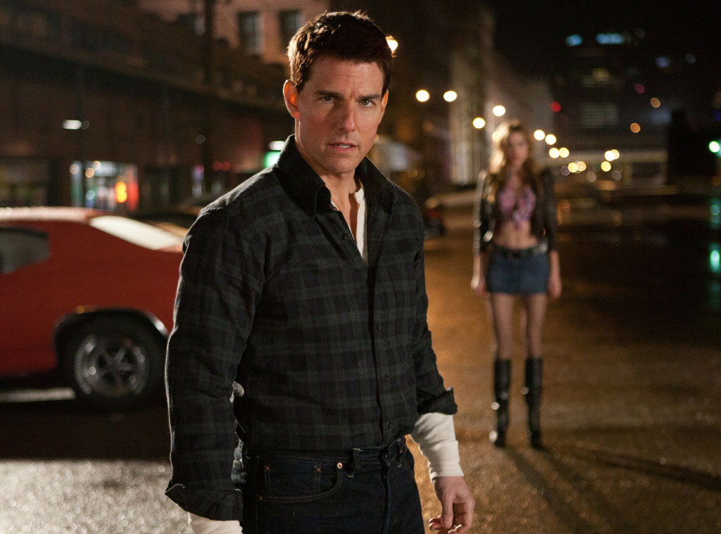 Tom Cruise, Jack Reacher