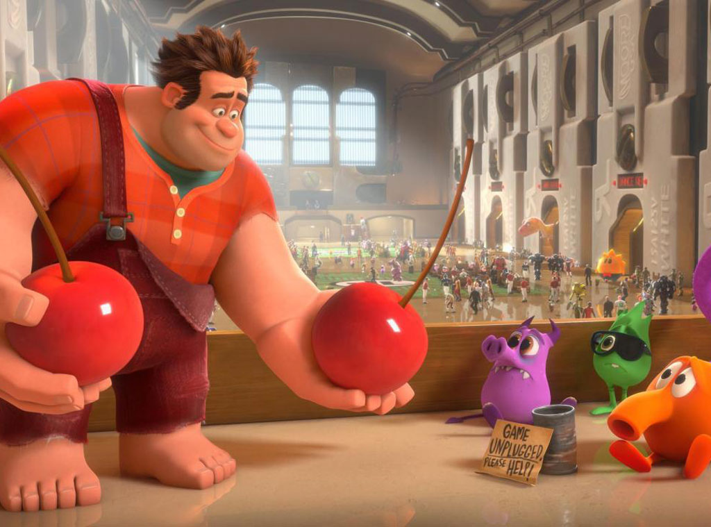 Wreck It Ralph, John C. Reilly