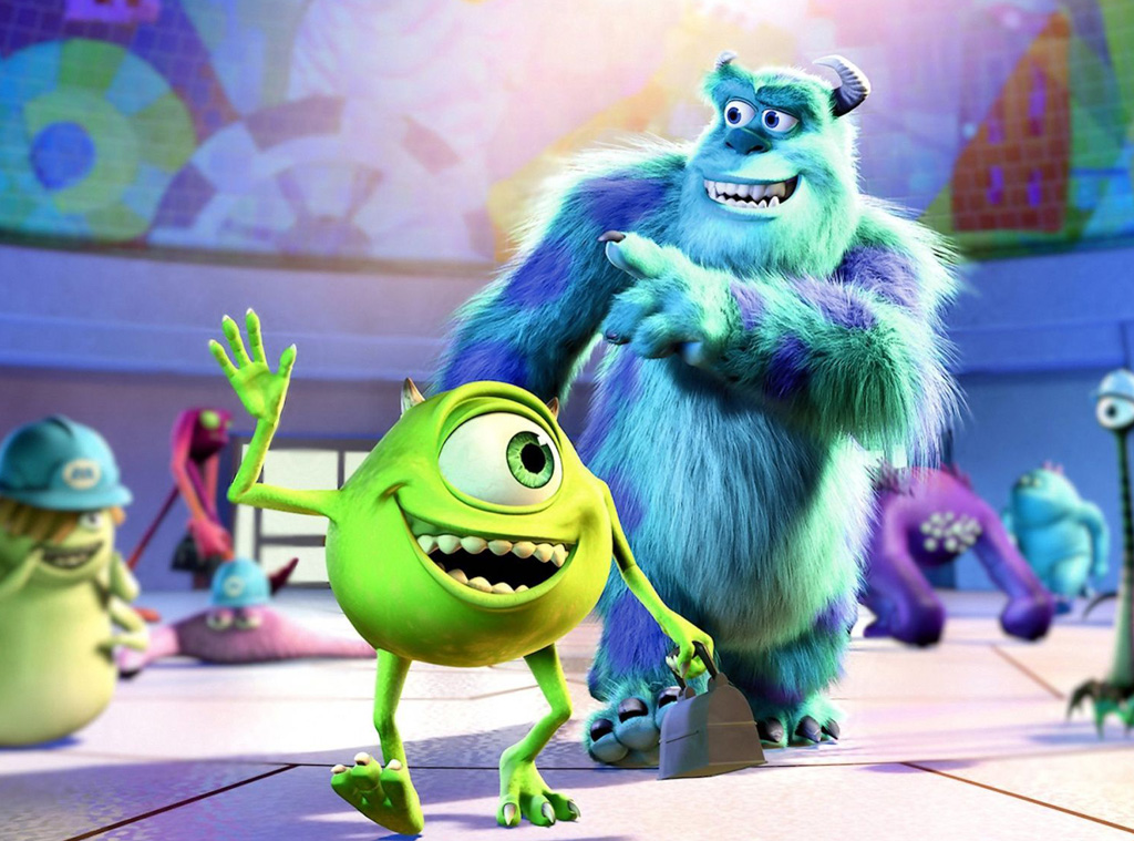 15 Fun Facts About Monsters, Inc  on Its 15th Anniversary