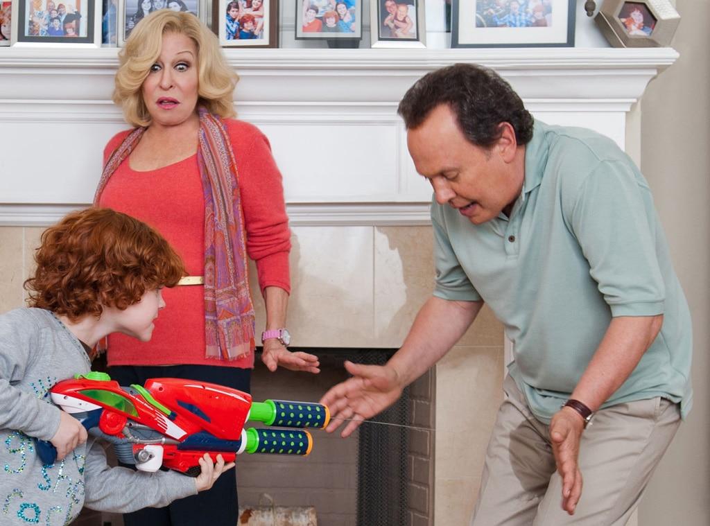 Billy Crystal, Bette Midler, Parental Guidance