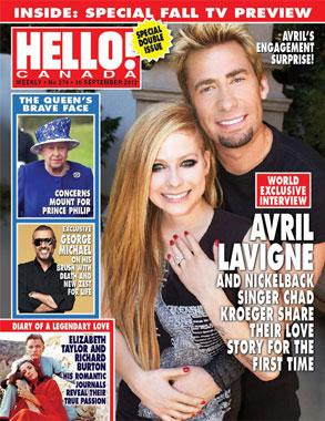 Hello! Canada, Avril Lavigne, Chad Kroeger