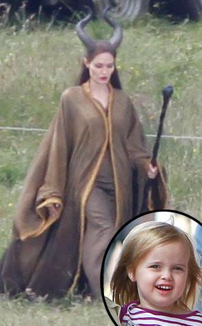 Angelina Jolie, Vivienne Pitt
