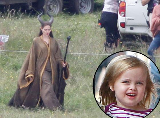 Vivienne Jolie Pitt S New Acting Career Why Her Maleficent