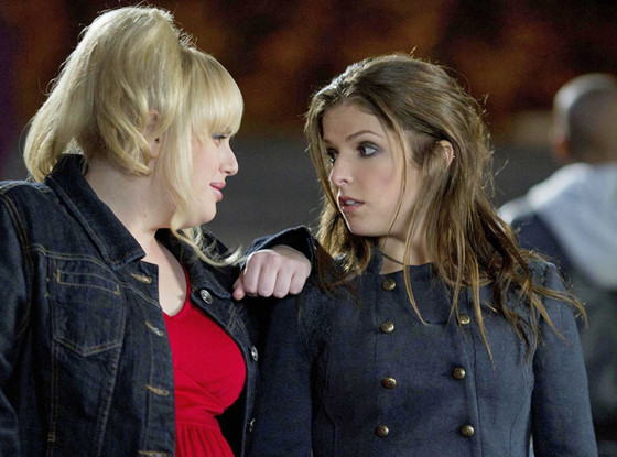 Rebel Wilson, Anna Kendrick, Pitch Perfect