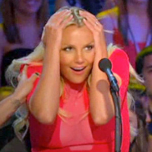 Britney Spears, X Factor