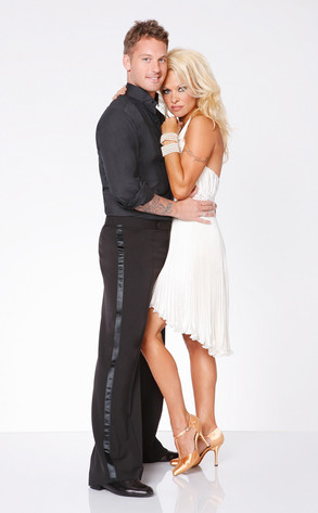 Pamela Anderson, Tristan MacManus, Dancing with the Stars All-Star