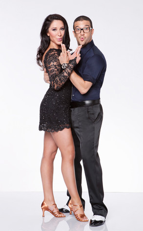 Bristol Palin, Mark Ballas, Dancing with the Stars All-Star