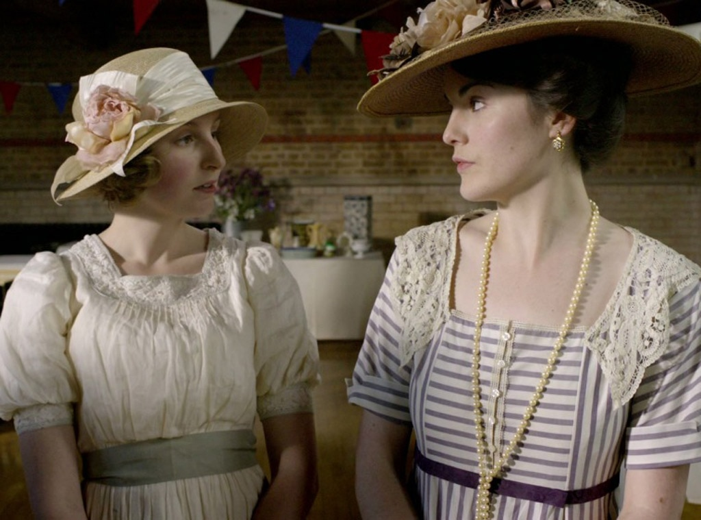 Downton Abbey OMG moments