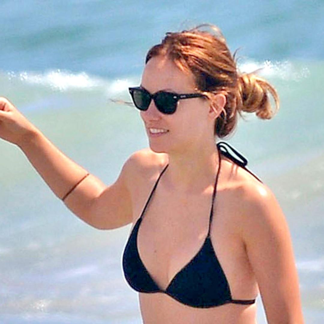 Olivia Wilde Bikini Pics - The Fappening Leaked Photos