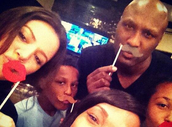 Khloe Kardashian, Twit Pic