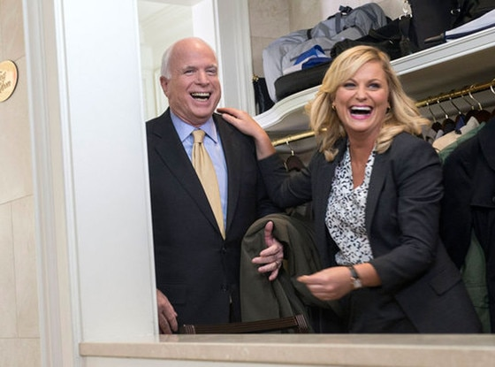 Parks and Recreation, John McCain