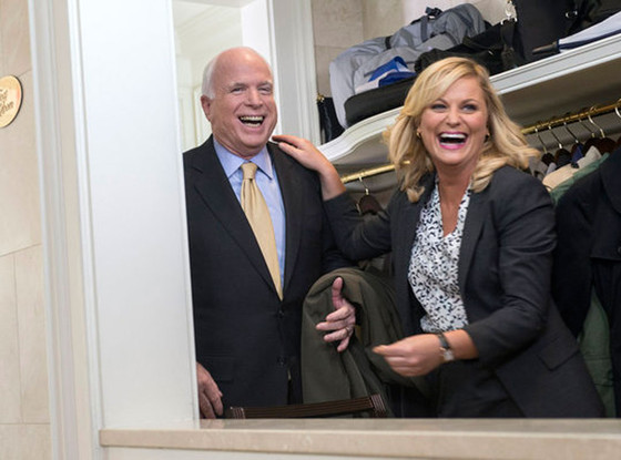 Parks and Recreation, John McCain