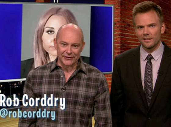 Rob Corddry, The Soup