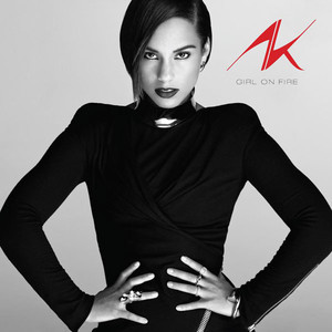 Alicia Keys, Girl on Fire, ALBUM