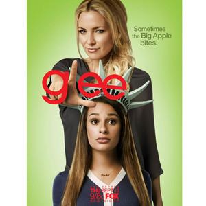 Glee, Kate Hudson, Lea Michele