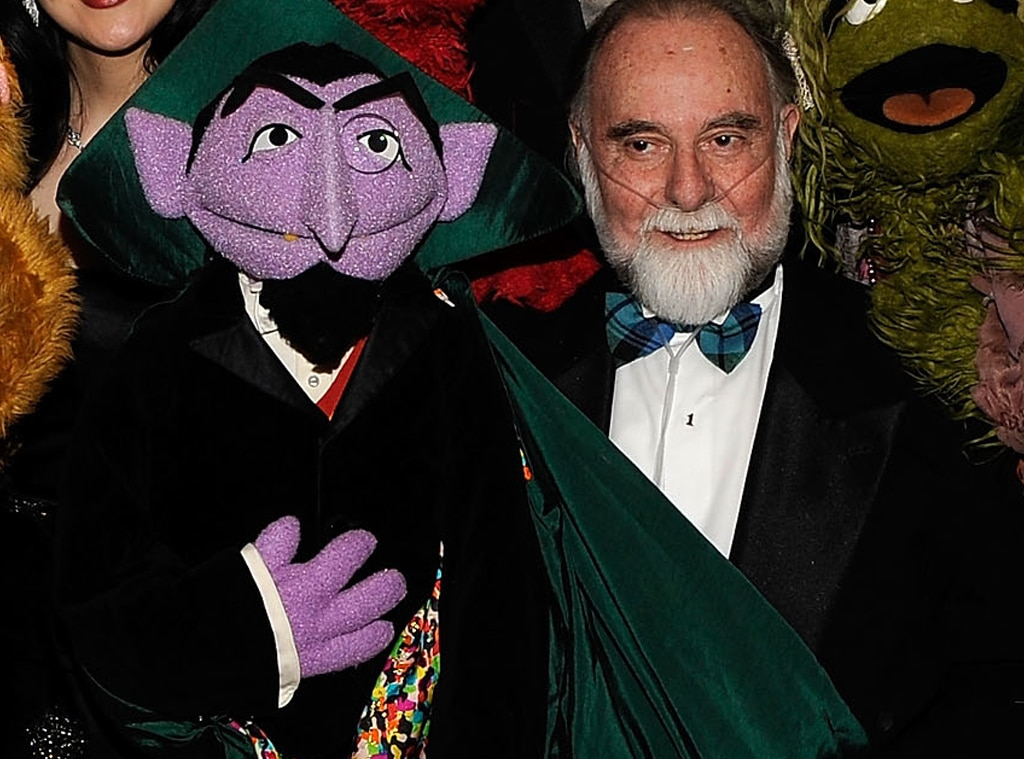 Jerry Nelson, Count, Seasame Street