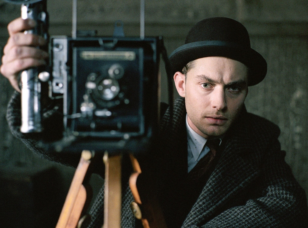 Jude Law, Road to Perdition