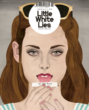 Kristen Stewart, Little White Lies Magazine