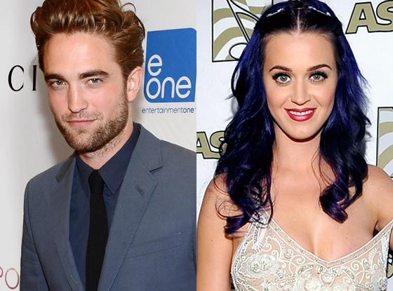 Robert Pattinson, Katy Perry