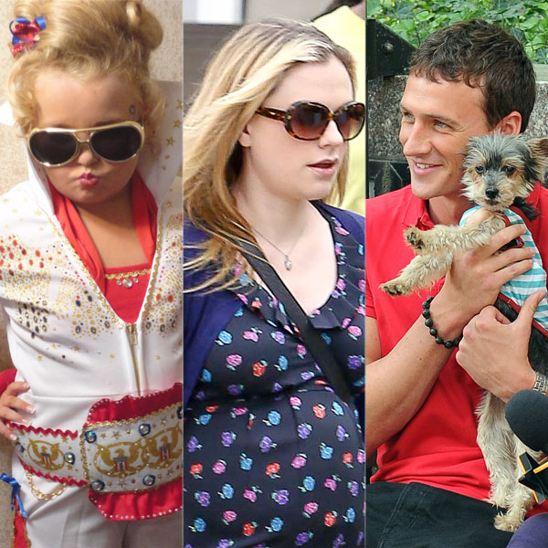 Honey Boo Boo, Anna Paquin, Ryan Lochte