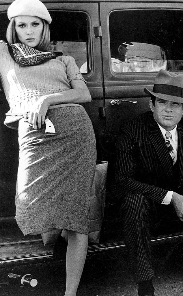 Faye Dunaway, Warren Beatty, Bonnie & Clyde