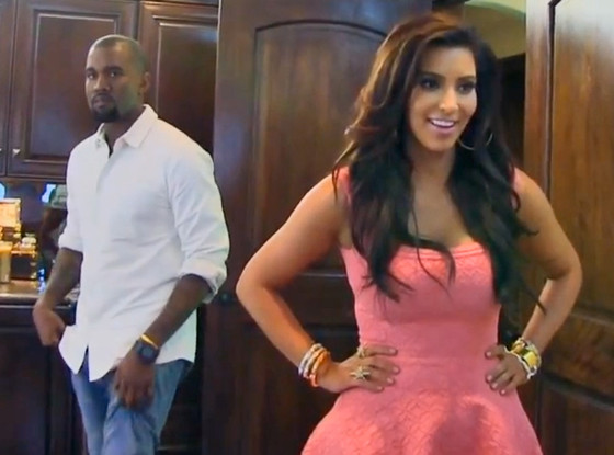 Keeping Up With the Kardashians, Kim Kardashian, Kanye West