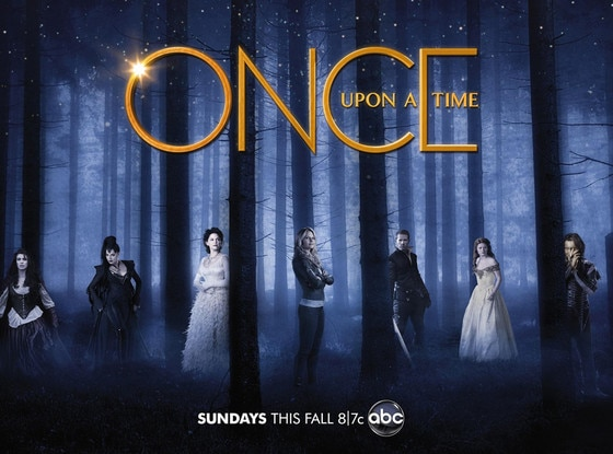 Once Upon a Time, Poster
