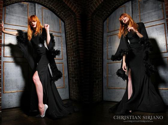Nicole LaLiberte, Christian Siriano