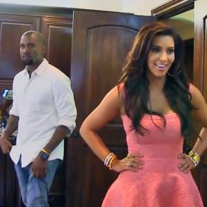 Keeping Up With the Kardashians, Kim Kardashian, Kanye West