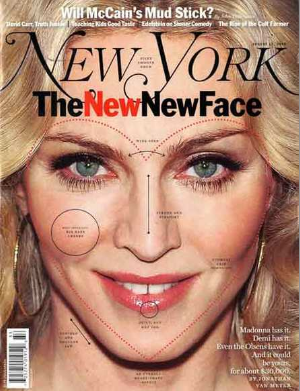 Madonna, The New Yorker