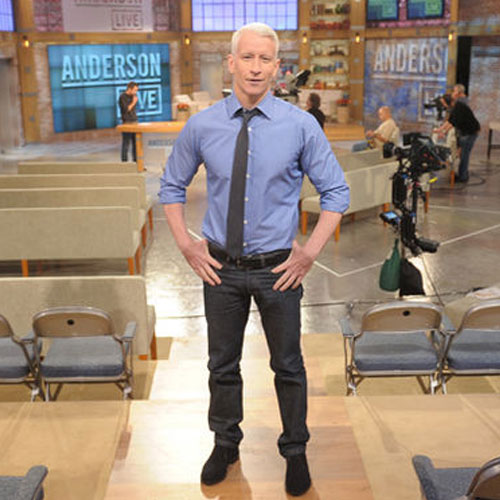 """Anderson Cooper Talks Coming Out: """"I've Always Been Out ..."""