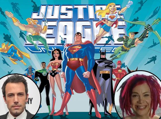 Justice League, Ben Affleck, Lana Wachowski