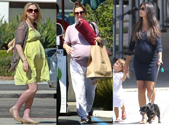 Drew Barrymore, Anna Paquin, Camila Alves