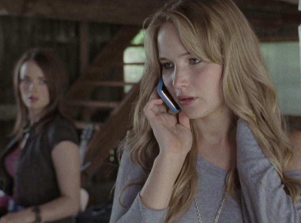 Jennifer Lawrence, The House at the End of the Street