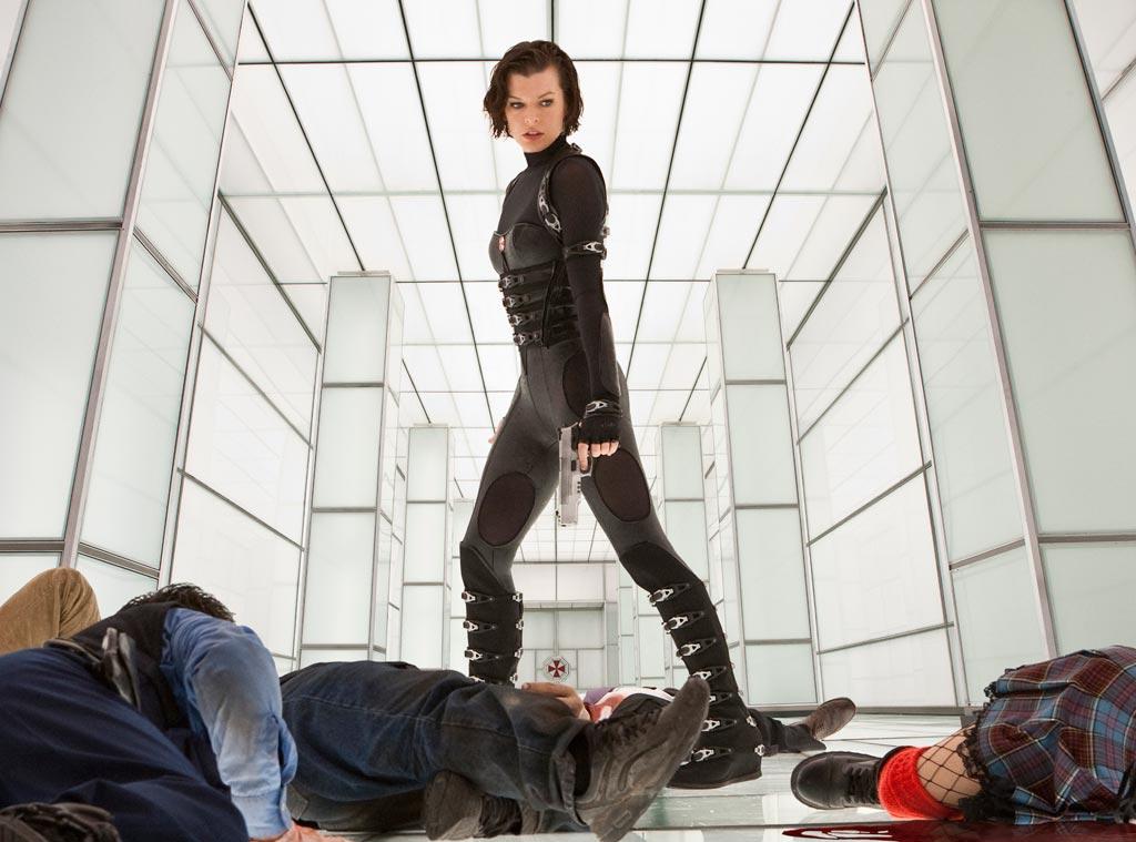 Milla Jovovich, Resident Evil Retribution