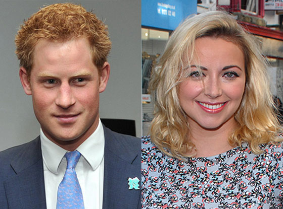 Charlotte Church, Prince Harry