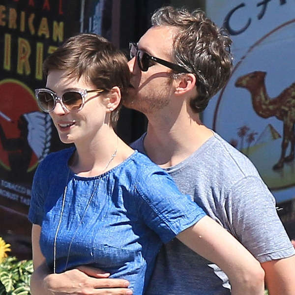 Anne Hathaway Now And Then: Armed And Ready From Anne Hathaway & Adam Shulman: Romance