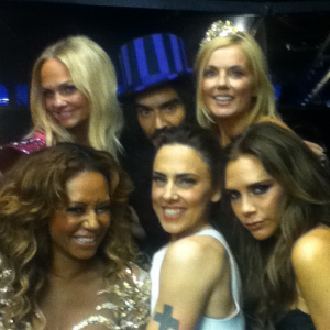 Spice Girls, Russell Brand