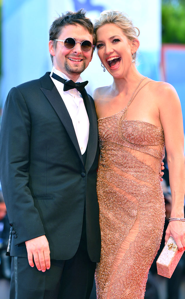 Kate Hudson, Matt Bellamy