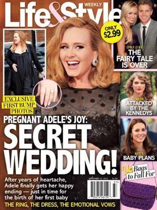 Adele Life & Style