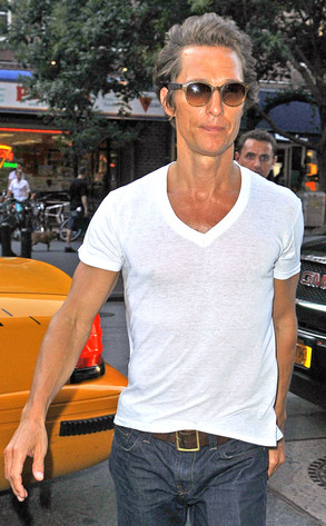 Matthew McConaughey's Shocking Weight Loss—Get the Skinny on