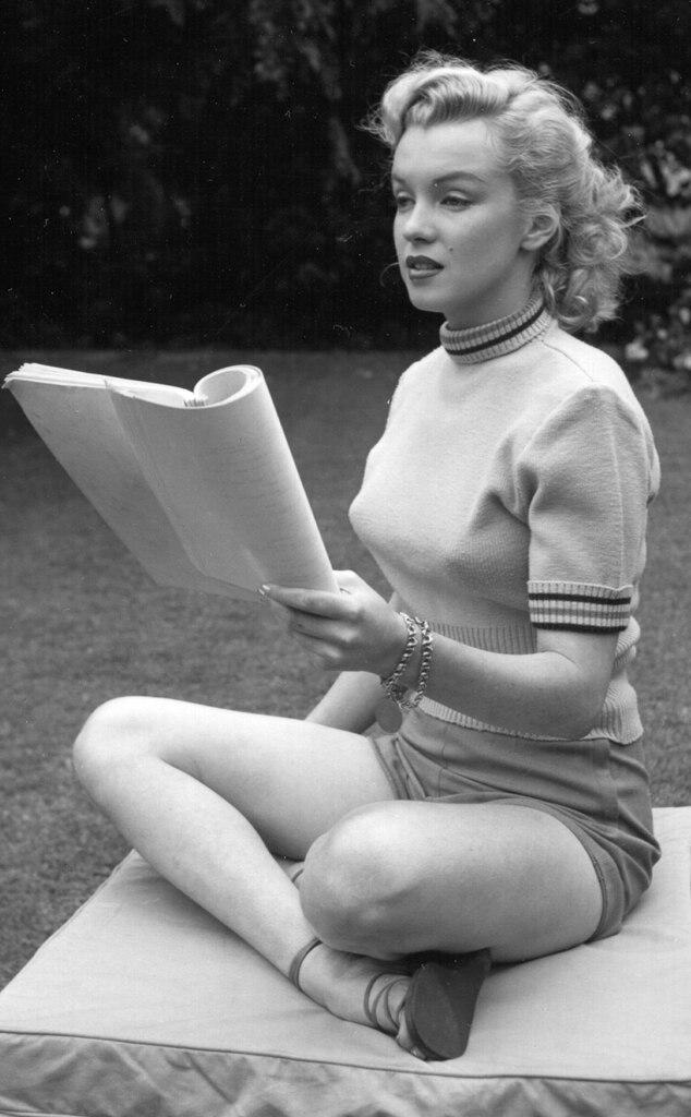 Marilyn monroe nue voir sexe image think
