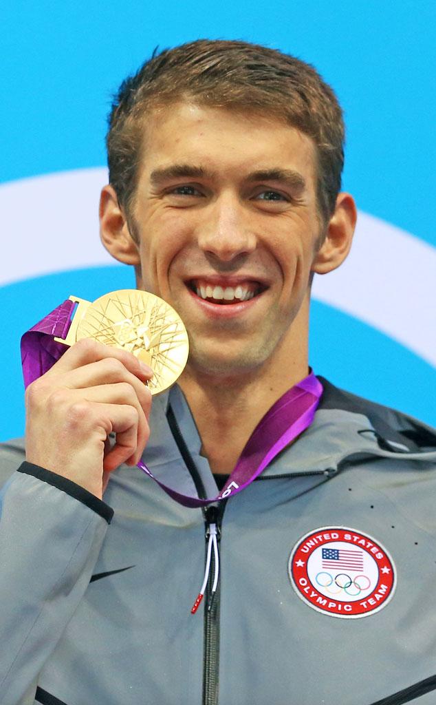 Michael Phelps, London Olympics 2012, 100m