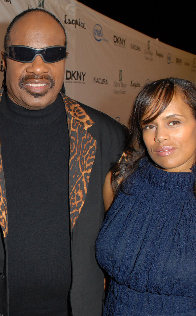 Stevie Wonder Files For Divorce From Wife Of 11 Years E Online Ca