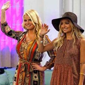 Jessica Simpson, Nicole Richie, Fashion star