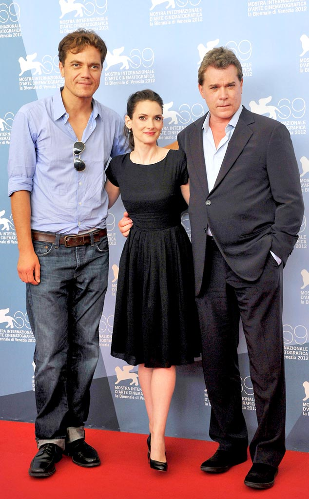 Michael Shannon, Winona Ryder, Ray Liotta
