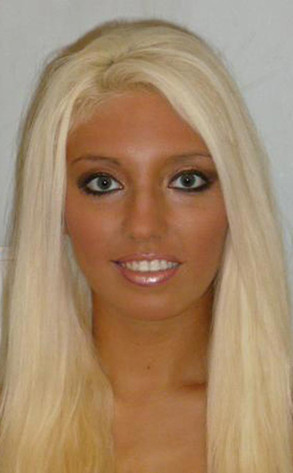 Alicia K. Guastaferro, mug shot