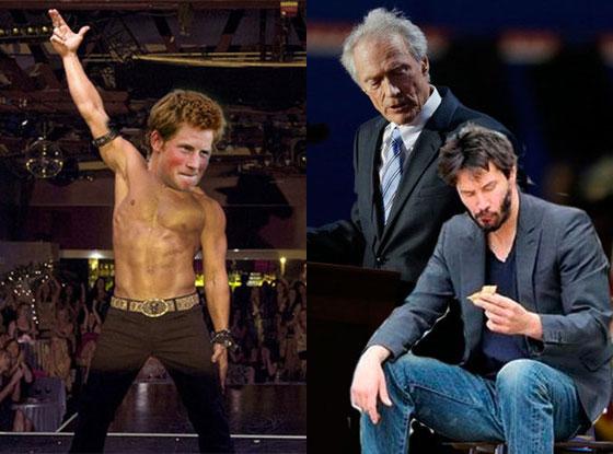 Prince Harry Meme, Clint Eastwood Memes
